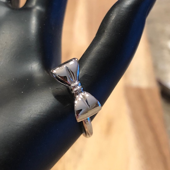 T&J Designs Jewelry - Silver Adjustable Ring